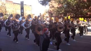 2017 Grambling State World Famed Tiger Marching Band vs Jackson State