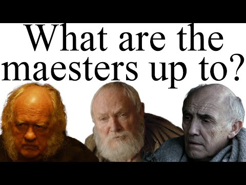 [ALL SPOILERS] The Grand Maester Conspiracy (Alt Shift X)
