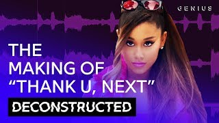 "The Making Of Ariana Grande's ""thank u, next"" With Social House & TBHits 