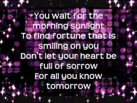 A dream is a wish your heart makes-lyrics! - YouTube A Dream Is A Wish Your Heart Makes Lyrics