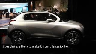 Peugeot HR1 Concept 2010 Videos