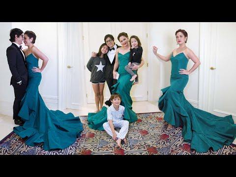 Judy Ann Santos Attends ABS-CBN Ball With Ryan Agoncillo