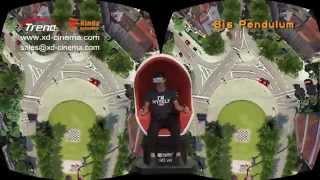 zhuoyuan 9d vr movies, Virtual Reality Cinema Films