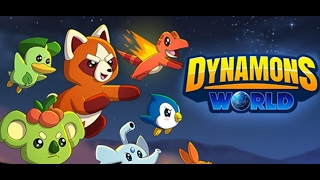 DYNAMONS WORLD | KIDS GAMES | WALKTHROUGH (1)