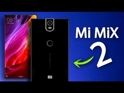 Xiaomi Mi Mix 2 - FILTRADO!!