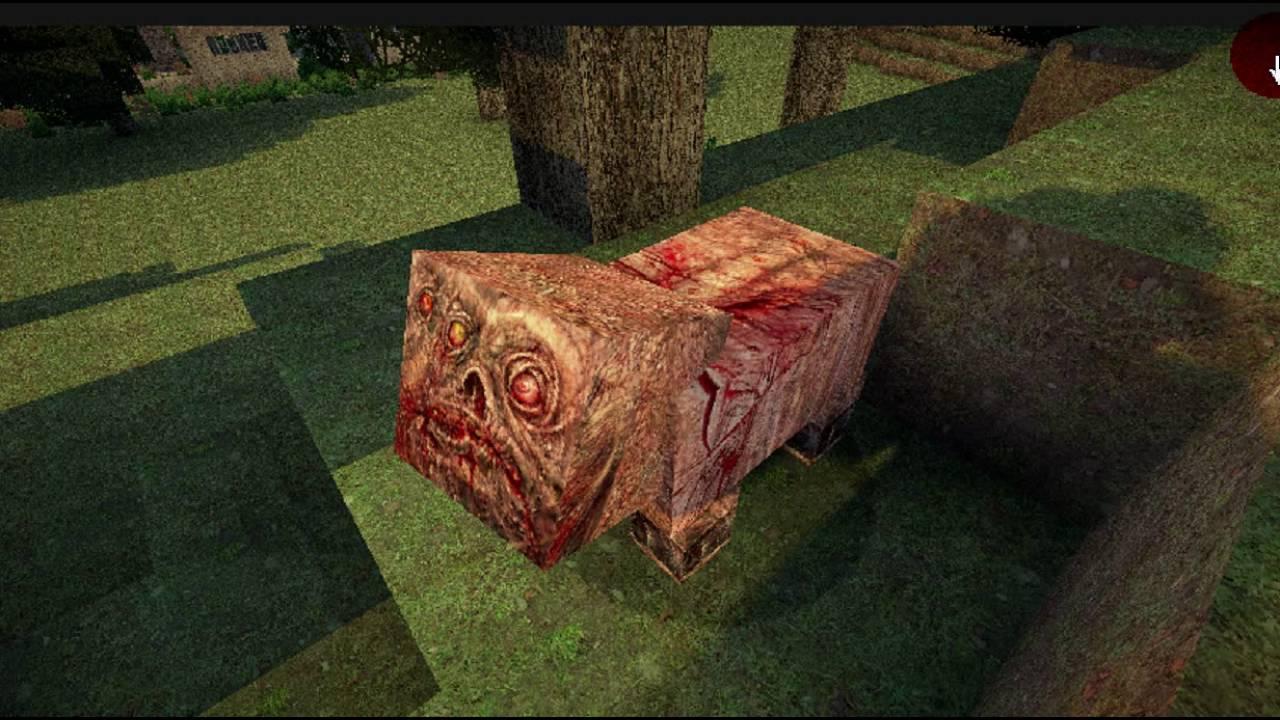скачать текстур пак s.t.a.l.k.e.r minecraft 1.6.4