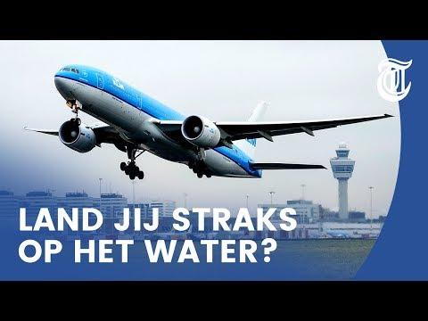 Deze spectaculaire landingsbaan moet Schiphol redden