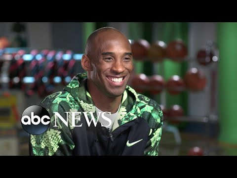 Kobe Bryant, in his own words