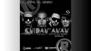 Cosculluela Feat. Alexis & Fido, Daddy Yankee - Cuidau Au Au (Official Remix)