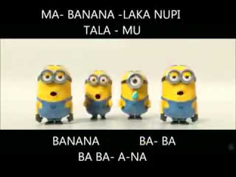 lenguaje de minions