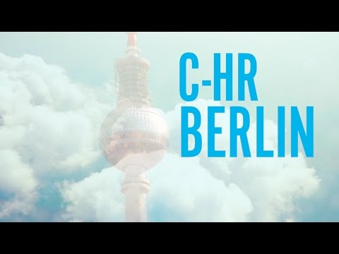 C-HR Berlin Innovation & Creativity Festival TEASER
