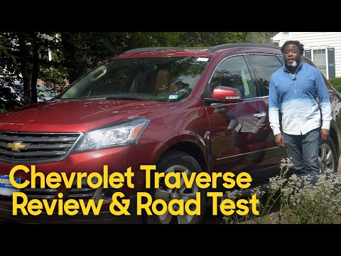 2013-2019 Chevrolet Traverse Review & Road Test