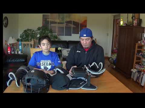T2 Baseball Easton Gametime Elite Catcher's Gear Review