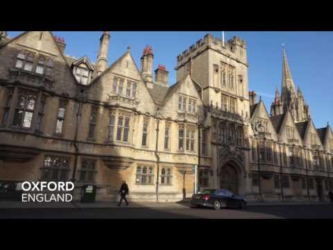 Paris II & Oxford, Bath, Bristol