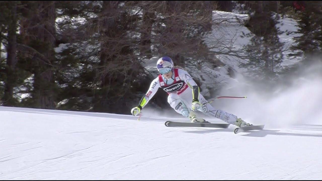 Super G Damen Cortina
