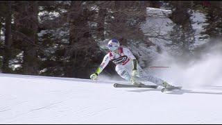 Lindsey Vonn - WINS - Cortina Super G 2016