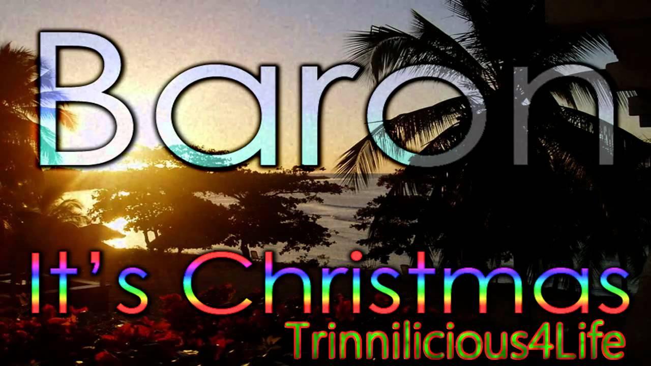 Baron It S Christmas Parang Music Youtube