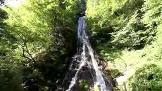 埼玉県 丸神の滝 その1 滝壺周辺