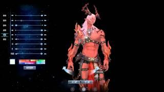Forsaken World 2: Demon Race Character Creation!!