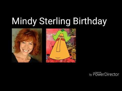 Mindy Sterling Birthday