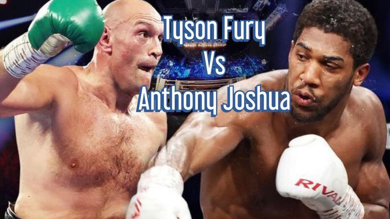 Tyson Fury 2021