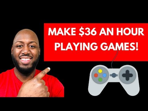 Get Paid To Play Video Games Apps - PlayTestCloud Review