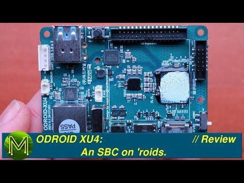 ODROID XU4: An SBC on `roids // Review - MickMake
