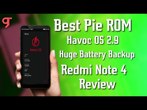 Redmi Note 4/4X - Best ROM For Daily Use Havoc OS