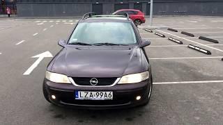 Opel Vectra B Caravan 2001 1.6i бензин/газ из Польши