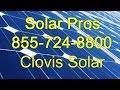 Solar Clovis CA Ph 855 724-8800 Solar Panel Calculator Clovis