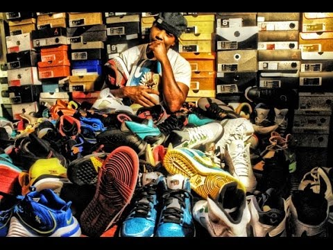 The Shoe Game (1 of 2) - The Angry Sneaker Head - Episode 1