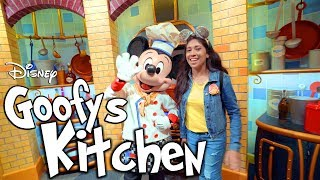 Goofy's Kitchen Character All You Can Eat Dining | Disneyland Resort