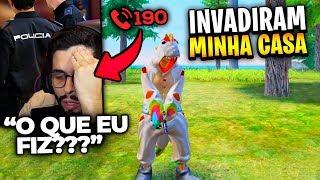 FICOU EM CHOQUE?!? PLAYHARD TEM LIVE INVADIDA AO VIVO!!! FREE FIRE