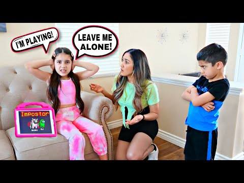 Suri Was Being MEAN For The Entire Day!! | Jancy Family