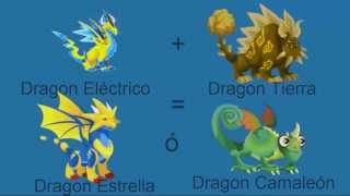 ***Dragon City ***( Combinaciones Dragones Electrico )*Bien explicado en full HD