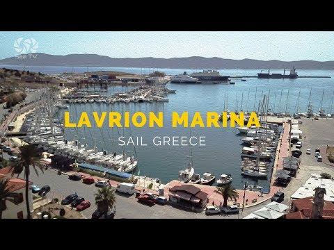 Sail Greece | Lavrion Marina