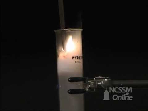 decomposition of sodium chlorate lab Sodium hypochlorite decomposition rate is dependent on the total ionic strength  of the product, temperature of the solution, ph, and heavy metal content of the.