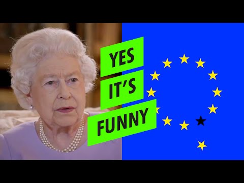 The Queen responds to Brexit | BREAKING