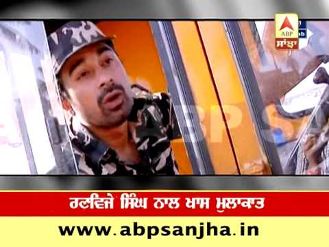 Rannvijay's day out exclusively on ABP
