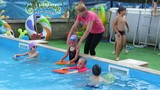 Открытие детского летнего бассейна «Водолей» (3)