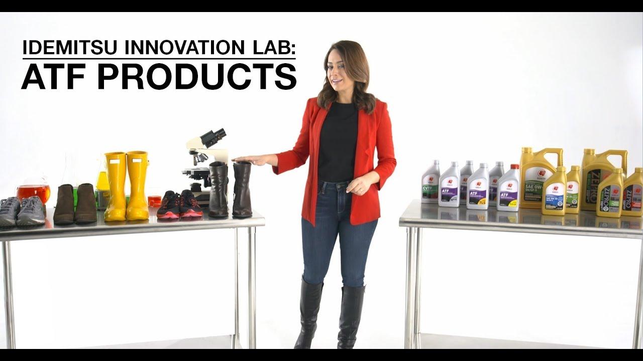 Idemitsu Innovation Lab: Which ATF & CVTF Matches Which Vehicles