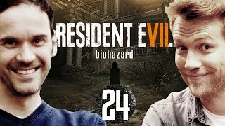 RESIDENT EVIL 7 #024 | Knallhart Durchgenommen mit Nils & Dennis | Let