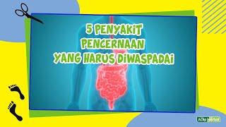Video SmartPoint dengan tema makanan sehat akan menjelaskan tentang macam-macam gangguan pada organ .