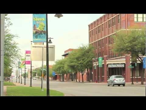 Abilene, Texas: A great place to work and live!
