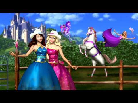 Bétiser Barbie Apprentie Princesse poster