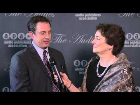 Audies Interviews - Chris Lynch (part 01)