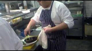 mongolian chef in uk dagvadorj