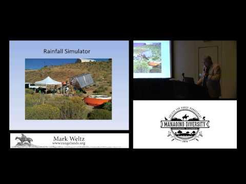 Estimating Water Quality from Saline Rangelands WELTZ