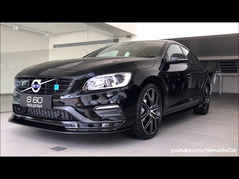 Volvo S60 Polestar T6 2018 | Real-life review