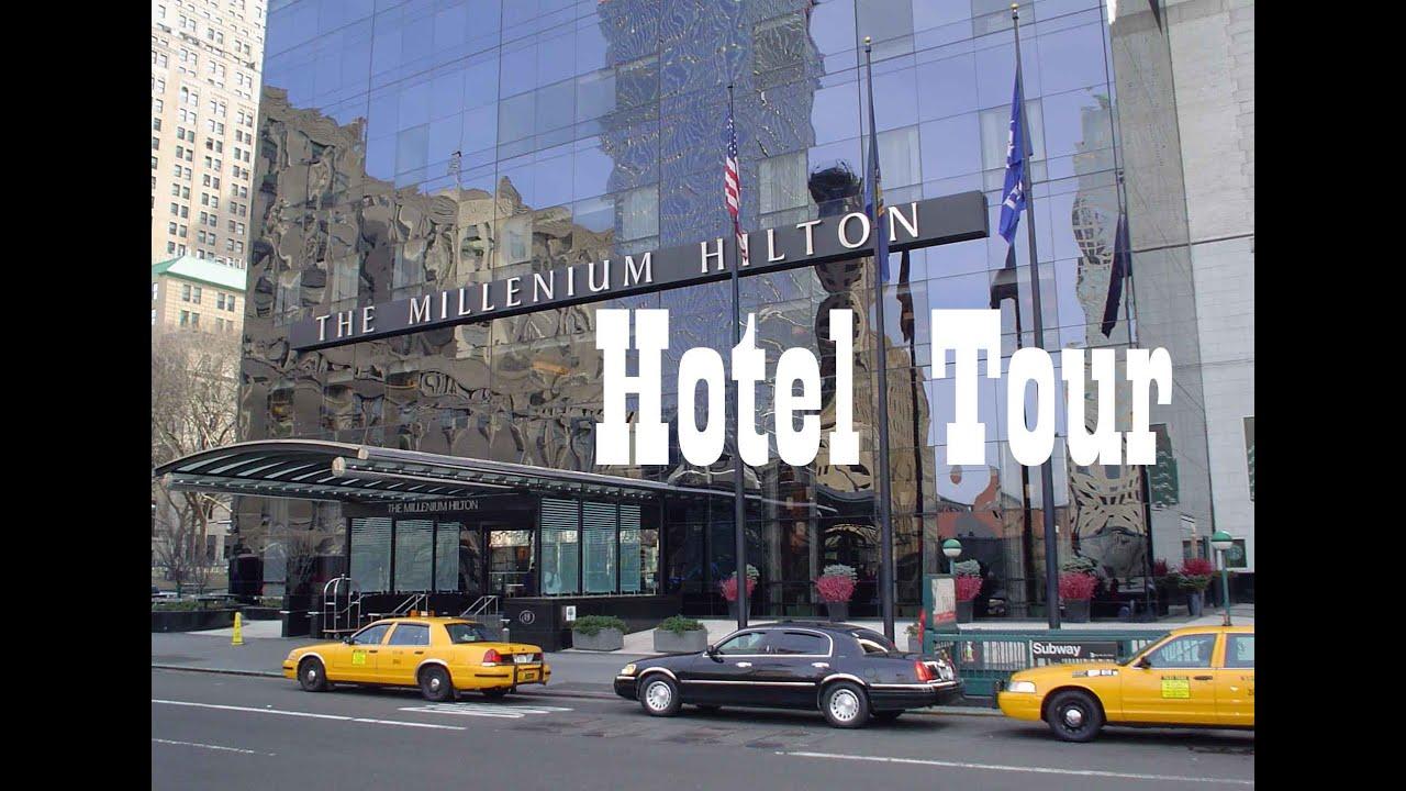 Hotel Tour The Millenium Hilton New York City Ny